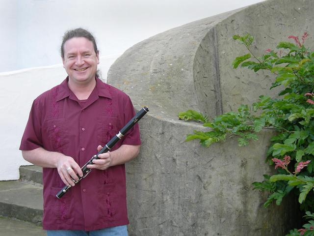 Leo Mac Namara flute